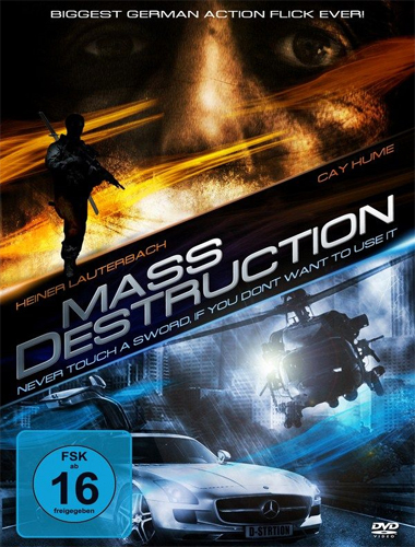 Poster de Mass destruction