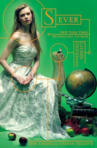 Cover Love: Sever by Lauren DeStefano