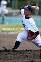 8番ピッチャー・田中選手