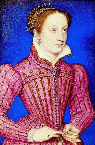 François Clouet - Mary Stuart, Queen of Scots