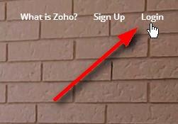 ZOHO 自有網址郵件登入教學