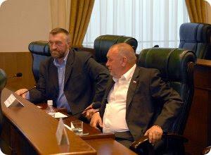 Облизбирком внес в Законодательное Собрание законопроект о прямых выборах губернатора