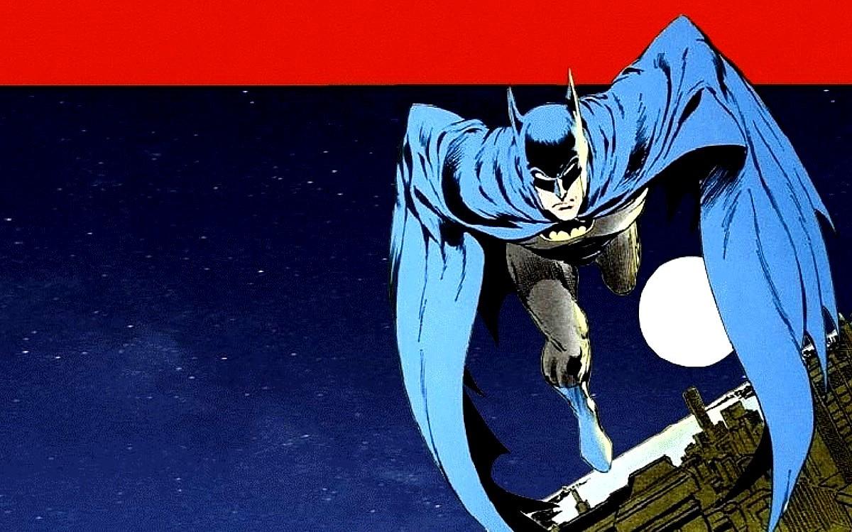 Gambar Kartun Batman (Gambar 2