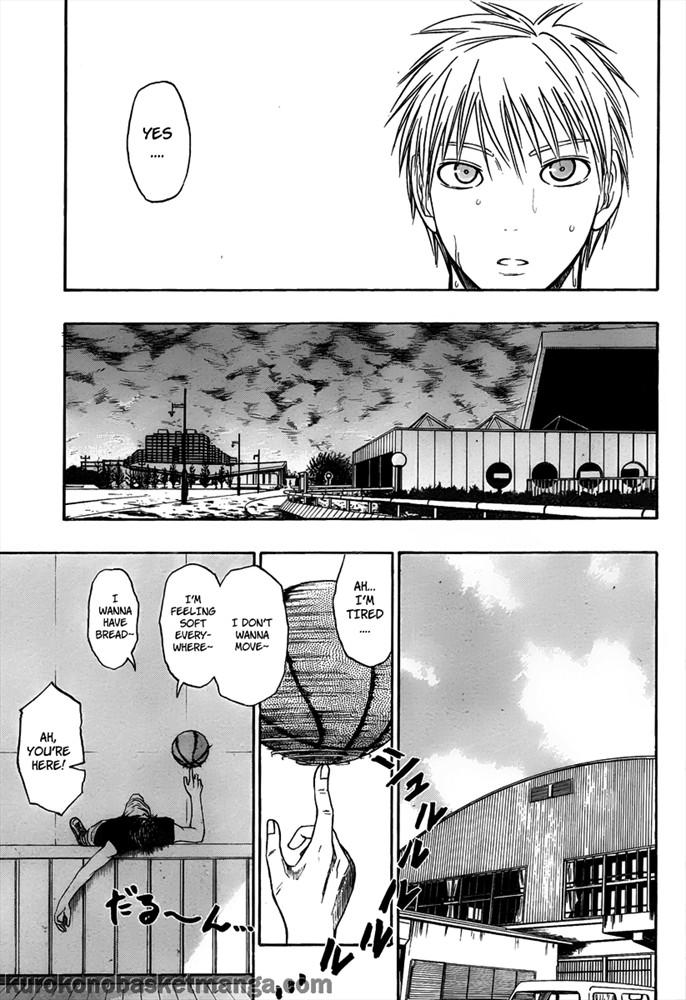 Kuroko no Basket Manga Chapter 33 - Image 27