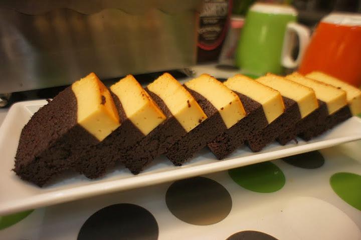 Cahaya Cinta Ku Resepi Kek Karamel Coklat Moist