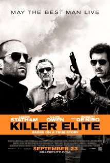 Killer Elite poster afis Killer Elite (2011)