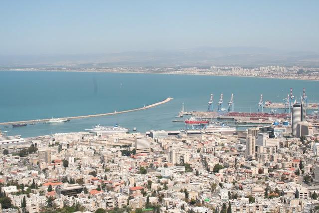テルアビブの街並