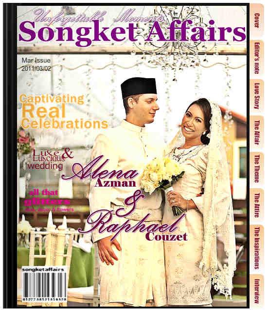 Inspiration Songket Affairs: Inspiration Songket Affairs : March 2011