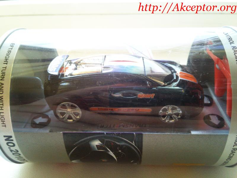 Міні радіокерований автомобіль в упаковці
