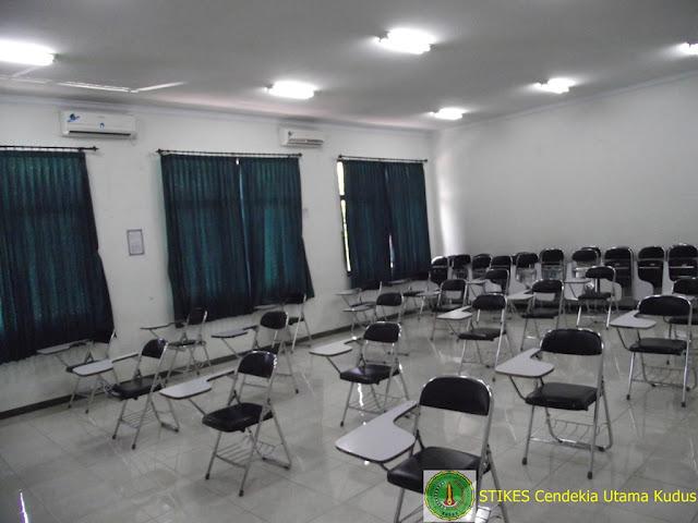 Ruang Kuliah STIKES Cendekia Utama Kudus