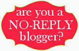 are you a no-reply blogger button