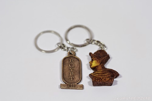 key chain mesir