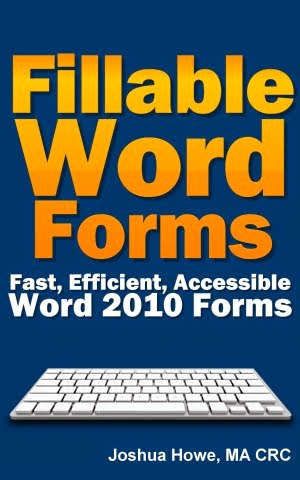 fillable word forms book cover