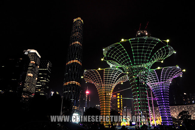 Guangzhou Night Photo