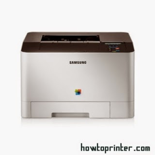 Remedy reset Samsung clp 415n printer toner cartridge -> red led turned on & off repeatedly