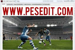 Download PESEdit.com 2013 Patch 2.1 via Indowebster