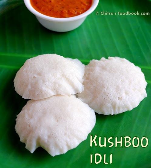 Kushboo idli