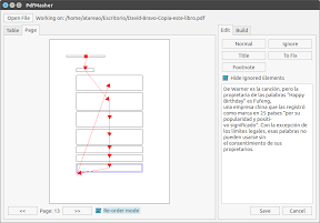 Convertir de PDF a EPUB con sentido en Ubuntu