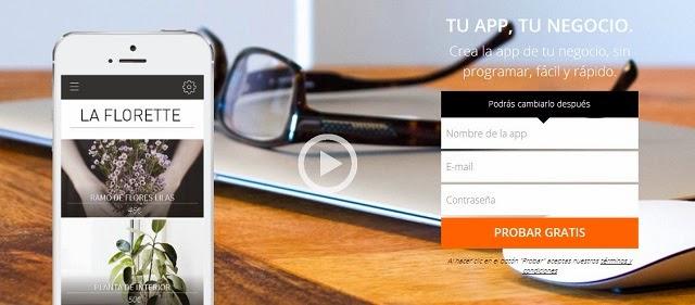 Upplication, una plataforma que permite a los Negocios crear su propia App