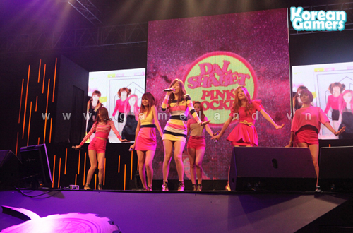 Sao Kpop hội tụ tại Dungeon & Fighter Festival 4