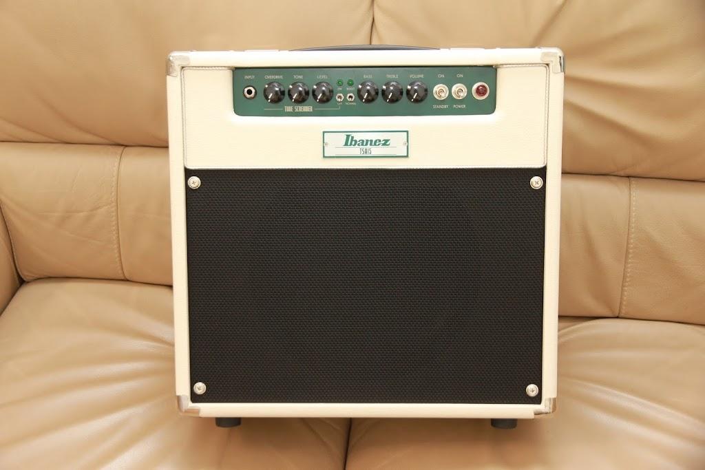 ibanez tsa15 combo tube screamer amp. Black Bedroom Furniture Sets. Home Design Ideas
