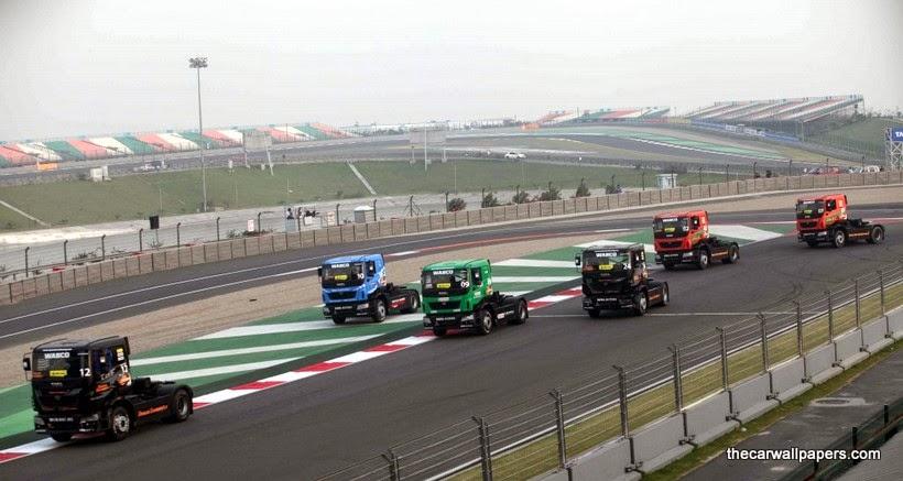 Tata Prima Truck Racing Championship