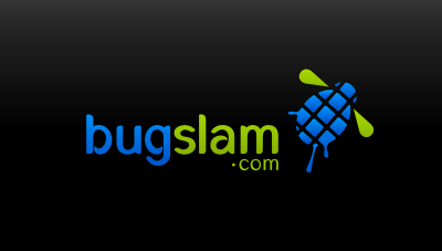 Convey the idea that you can have a massive crowd of testers inform you of every bug in your application logo web 2.0