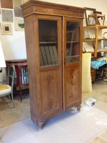 Officine adricrea una vecchia vetrina per una casa moderna - Oggettistica per la casa moderna ...
