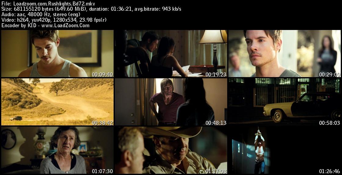 movie screenshot of Rushlights fdmovie.com