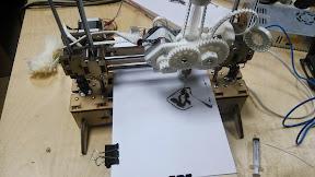 Шоколадный 3D-принтер от MakeItLab