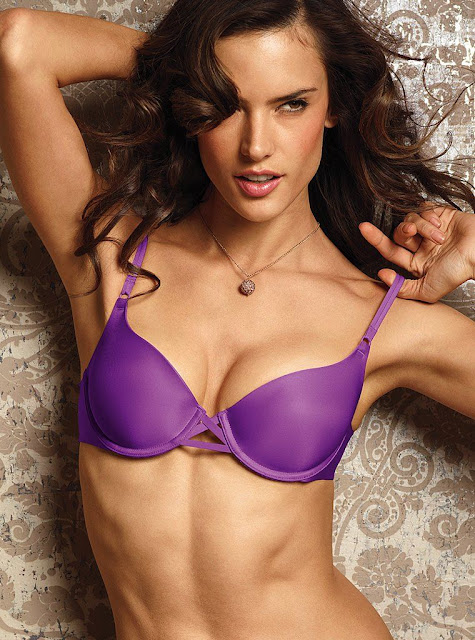 Alessandra Ambrosio Got The Sexiest Figure Model