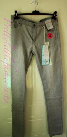 Primark grey jeans