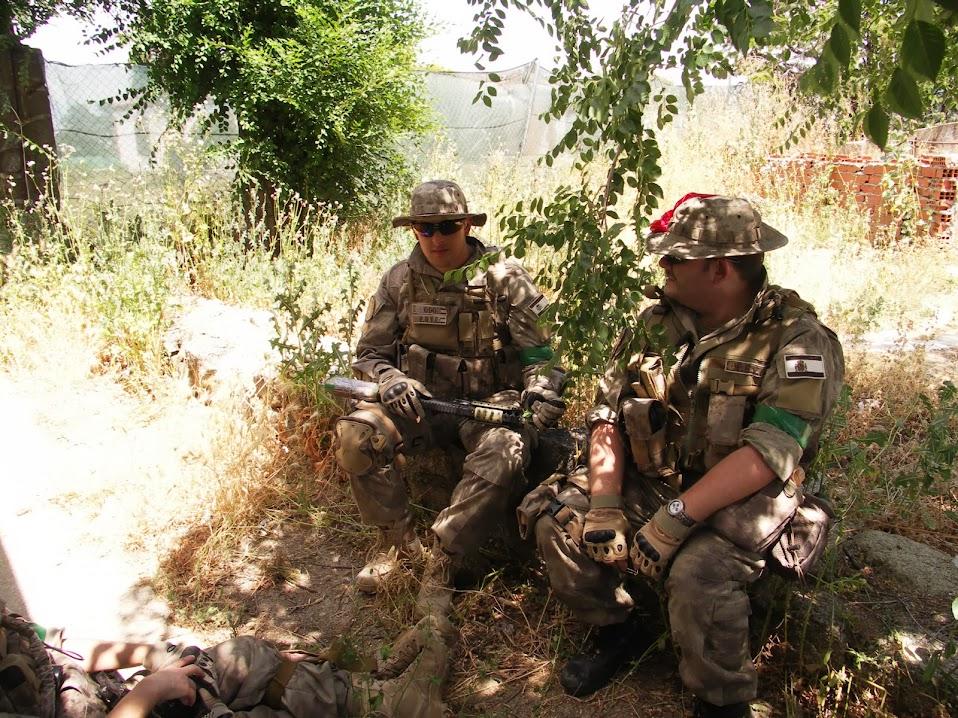 """Fotos de """"THE FINAL WAR"""". La Granja. 23-06-13 PICT0119"""