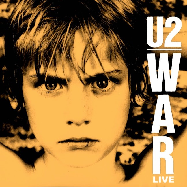 U2 Album Cover Boy