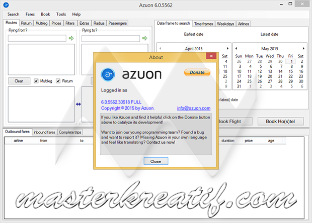 Azuon 6.0 Full Crack