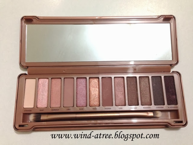 [Review] Urban Decay - Naked 3
