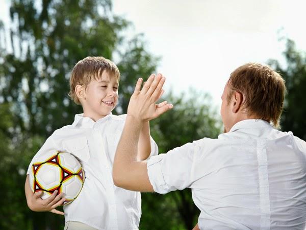 soccer dad sports 600 Bí quyết chế ngự nổi loạn của tuổi lên 3
