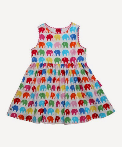 Toby Tiger Elephant Dress £19.99