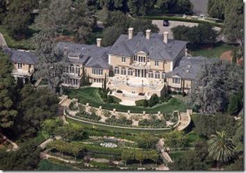 Rumah Termewah Selebriti Amerika - Operah Winfrey house