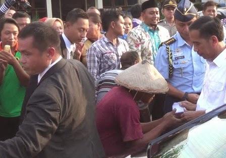 Foto dan Berita Jokowi Kunjungi Blora dan Mampir Di Ngawi