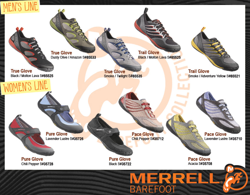 Merell Minimalist Shoes Mens