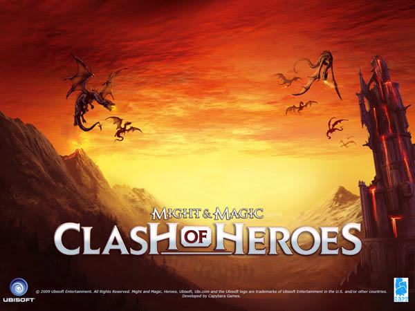 Might & Magic: Clash of Heroes lên Google Play 2