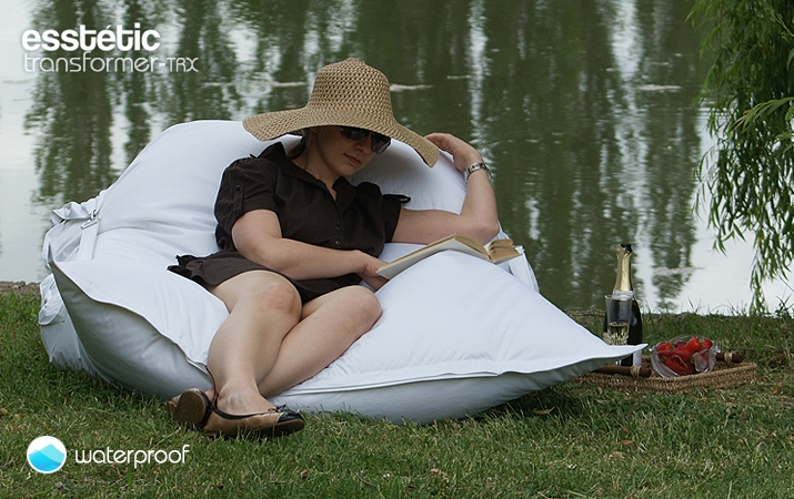 Waterproof Outdoor Bean Bag Pillow