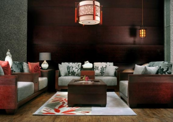 Home interior design ideas and tips blog for Oriental furniture living room