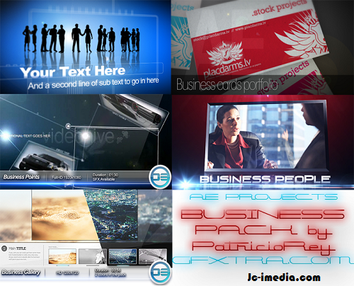 AE Project Business Pack