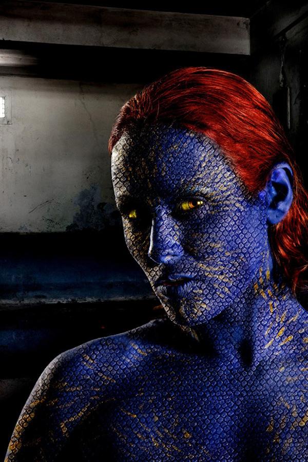 Ngất ngây với bộ ảnh cosplay các siêu nhân nữ