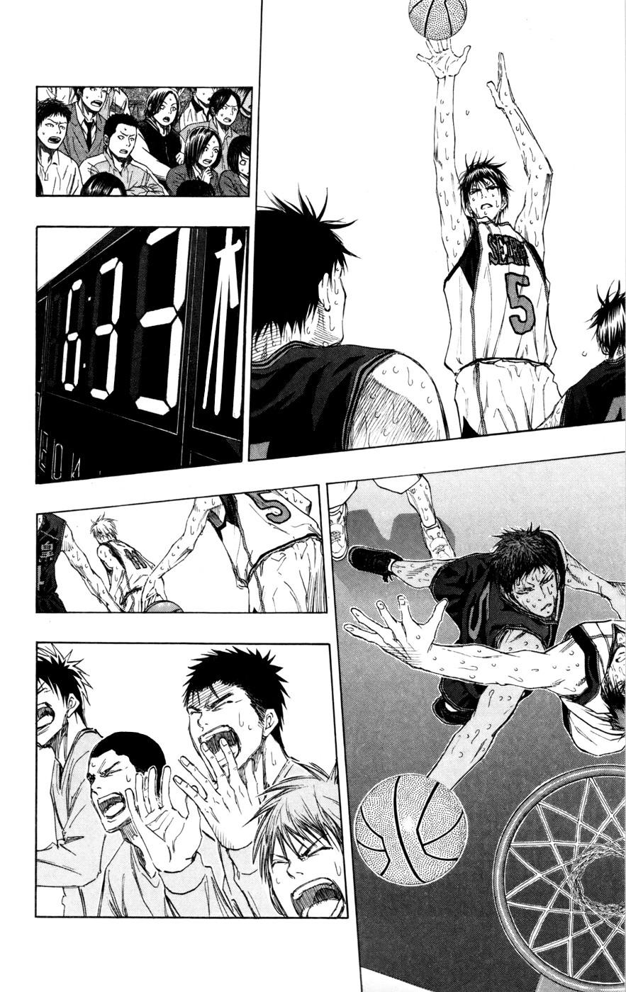 Kuroko no Basket Manga Chapter 131 - Image 15