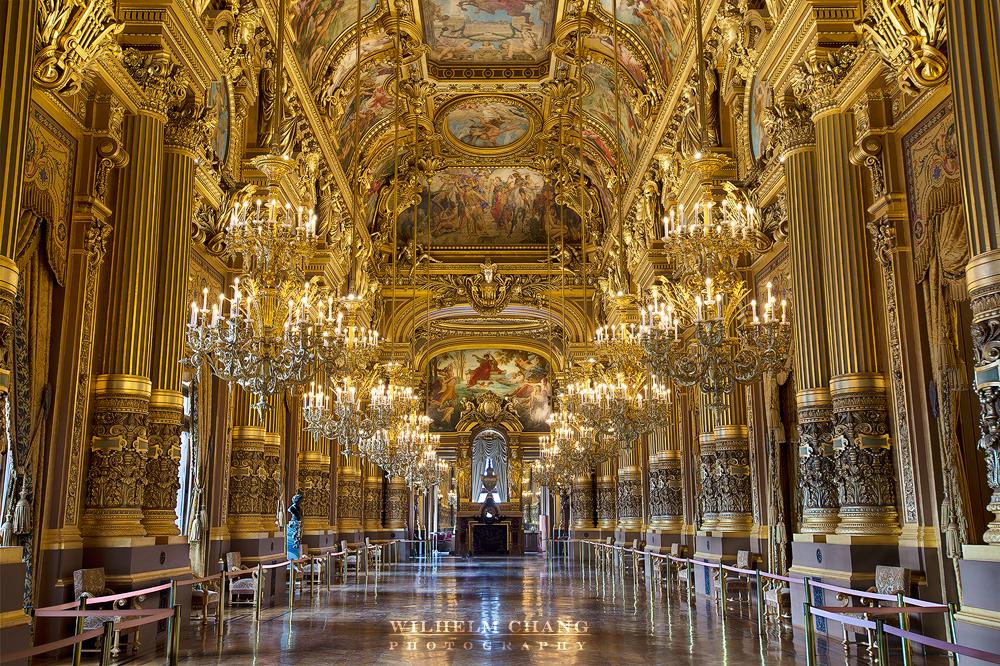 到巴黎攝影 巴黎歌劇院 Palais Garnier