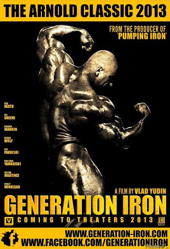 Thế Hệ Sắt - Generation Iron poster