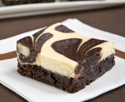 What the brownies were supposed to look like. From Food Network .